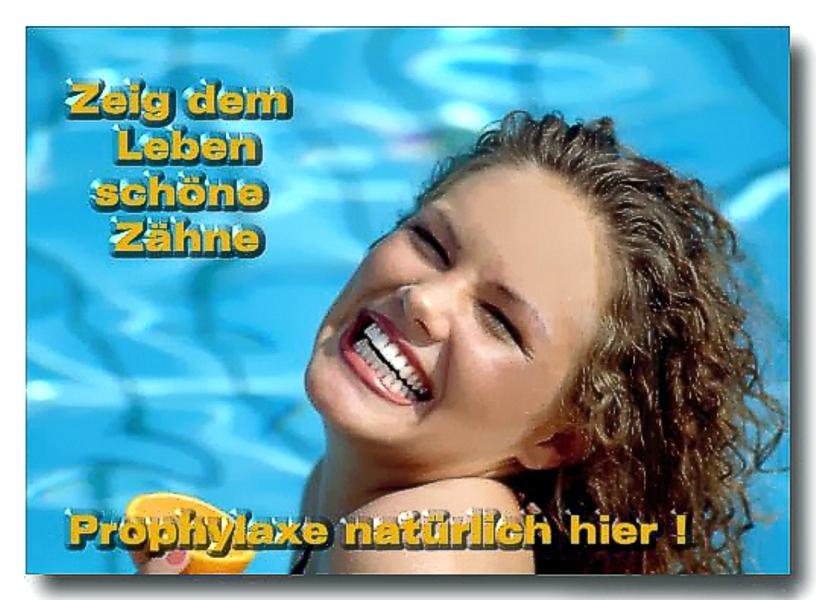 Recallkarte_Zahnarzt_Motiv_Prophylaxe_natuerlich__4100_Dental_Elan_Hechel